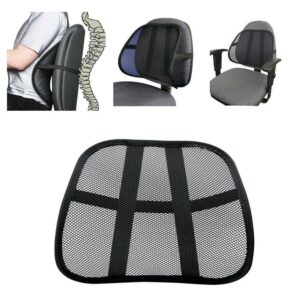 1511 Mesh Ventilation Back Rest with Support - Bulkysellers.com