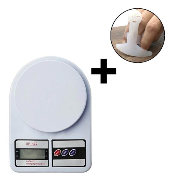 2349 Digital Multi-Purpose Kitchen Weighing Scale With Free Finger Guard - DeoDap