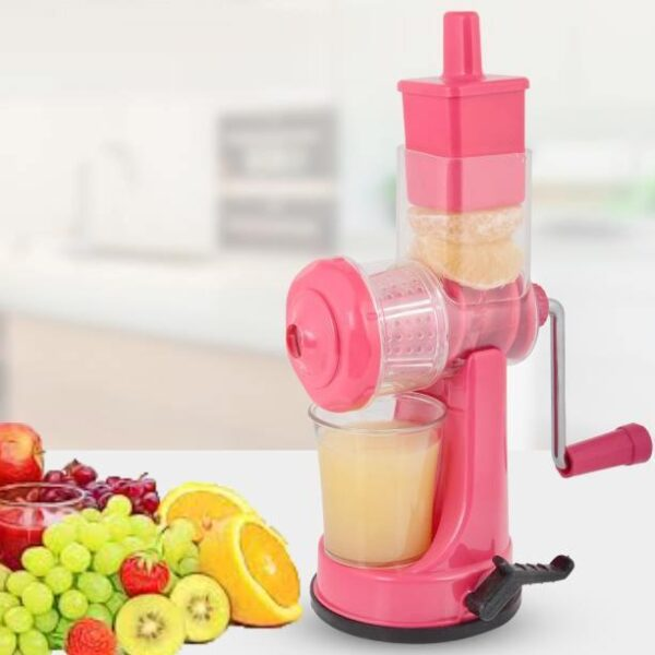 2160 Plastic Fruit and Vegetable Juicer for Kitchen - Bulkysellers.com