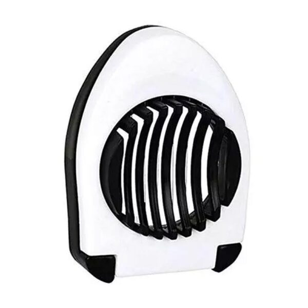 2129 Oval Shape Plastic Multi Purpose Egg Cutter/Slicer with Stainless Steel Wires - Bulkysellers.com