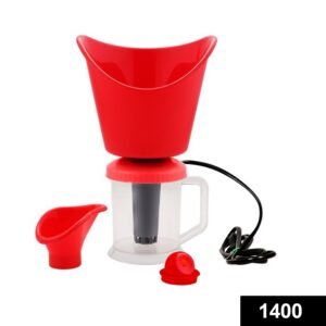 1400 Premium 3 in 1 Vaporiser steamer for cough and cold - DeoDap