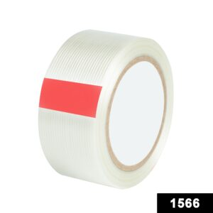 1566 Transparent Strong Tape Rolls for Multipurpose Packing Use - Bulkysellers.com