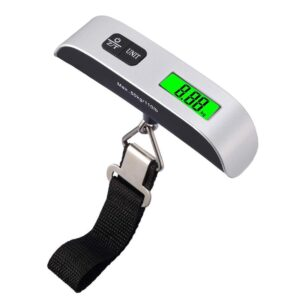 0546 Portable LCD Digital Hanging Luggage Scale - Bulkysellers.com