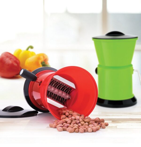 2215 Vegetable and Dry Fruit Cutter with Stainless Steel Blades - Bulkysellers.com