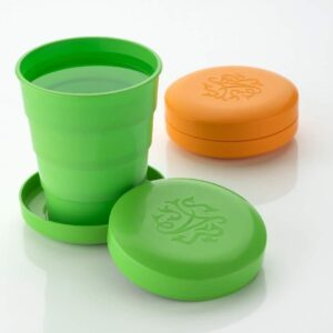 0659 Portable Travelling Cup/Tumbler With Lid - Bulkysellers.com