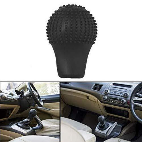 0278 Anti-Scratch Universal Fit Silicon Gear Shift Knob Protective Cover - Bulkysellers.com