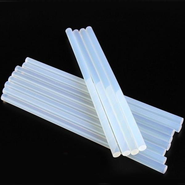 0463  Hot Melt Glue Sticks size : 2.5 inch, thickness ( Pack of 100 ) - Bulkysellers.com