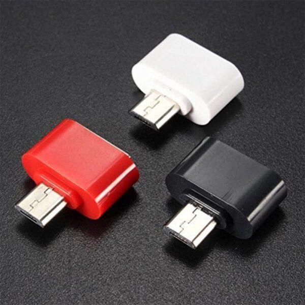 0260 Micro USB OTG to USB 2.0 (Android supported) - Bulkysellers.com