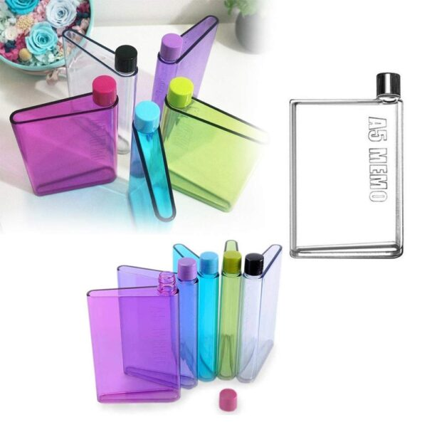 0137 A5 Size Notebook Plastic Bottle (Any olor) - Bulkysellers.com