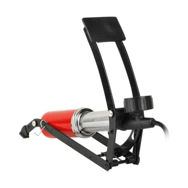 0526 High Pressure Deluxe/Strong Foot Pump For Bicycle, Car, Bike - Bulkysellers.com