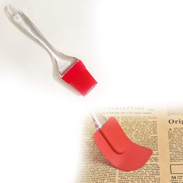 0136 Spatula and Pastry Brush for Cake Mixer - Bulkysellers.com