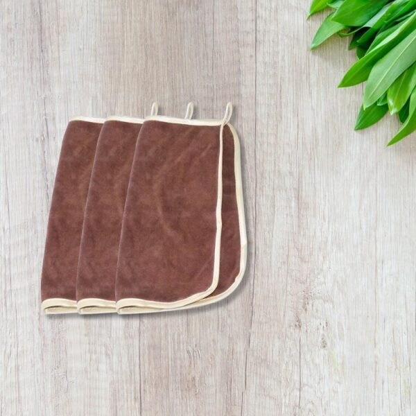0249 Sweeping Cloths & Wipes -Microfiber Cleaning Cloth (12 inches x 12 Inches) - 1pc - Bulkysellers.com