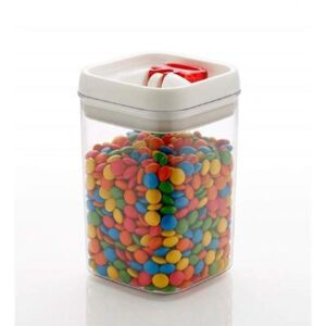 0852 Airtight Kitchen Container with Flip Lock for Multipurpose Use (400 ml) - Bulkysellers.com