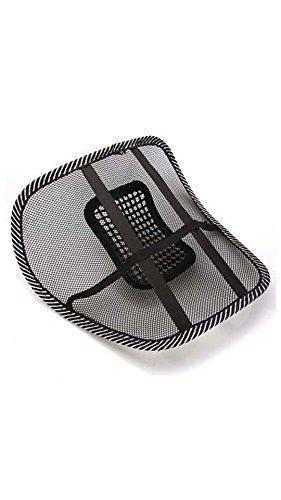 0534 Ventilation Back Rest with Lumbar Support - Bulkysellers.com