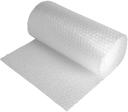 0538 Bubble Wrap Packing Material, 220 GSM Thickness, 2 feet width x 100 Meter role - Bulkysellers.com