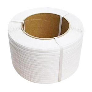 0595 High Strength PP Box Strap for Semi Automatic or Manual Roll - Bulkysellers.com