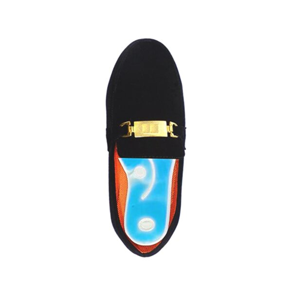 1614 Silicone Gel Shoe Pads Foot Insoles Cushion Pad (1Pair) - DeoDap