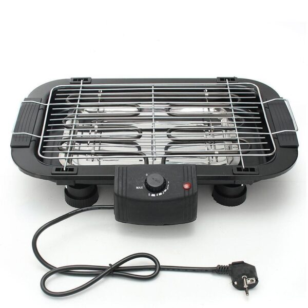 0082 Smokeless Electric Indoor Barbecue Grill, 2000w - Bulkysellers.com