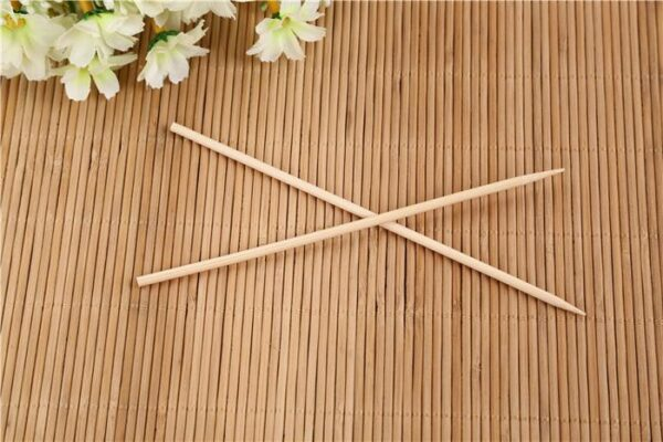 1116 Natural Bamboo Wooden Skewers/BBQ Sticks for Barbeque and Grilling - Bulkysellers.com