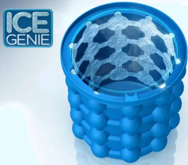 0165 Silicone Ice Cube Maker - Bulkysellers.com