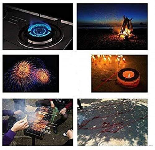2192 Refillable Clipper Gas Lighter for Fires, BBQ ,Candles - Bulkysellers.com