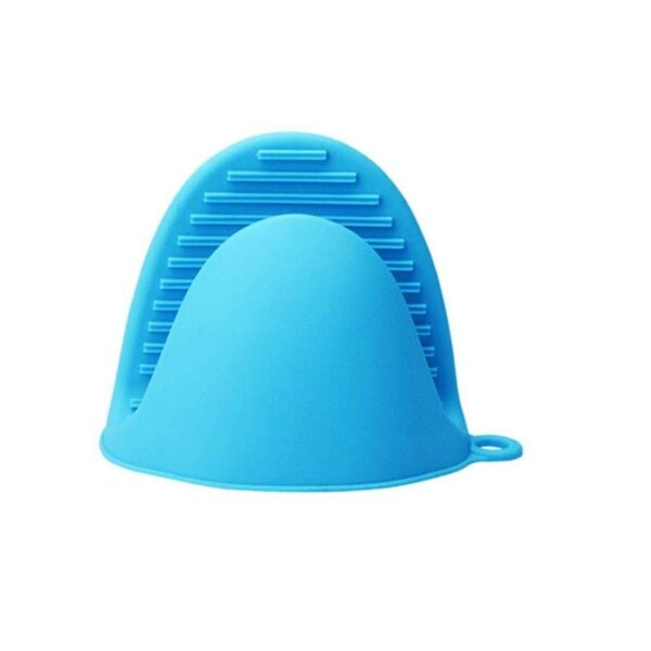 2067 Silicone Heat Resistant Cooking Potholder for Kitchen Cooking & Baking 1 Pc - Bulkysellers.com