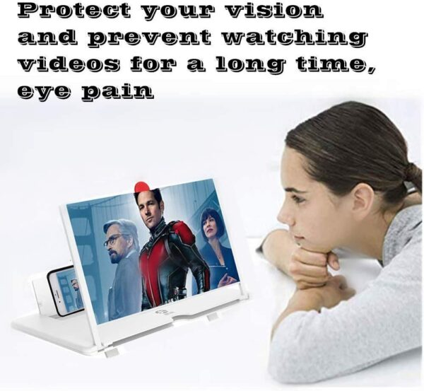 1333 Mobile Phone Video Screen Magnifier Amplifier for Eyes Protection - Bulkysellers.com