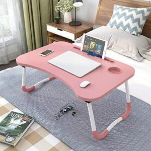 1090 Multipurpose Foldable Laptop Table with Cup Holder - Bulkysellers.com