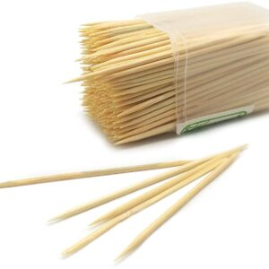 0834 Wooden Toothpicks with Dispenser Box - Bulkysellers.com
