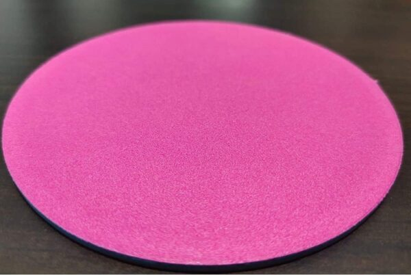 2127 Coasters Round Heat Resistant Pads Flexible for Home Kitchen Tools Tableware (3 pack) - Bulkysellers.com
