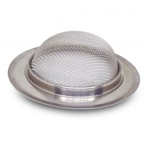 0790 Large Stainless Steel Sink/Wash Basin Drain Strainer - Bulkysellers.com