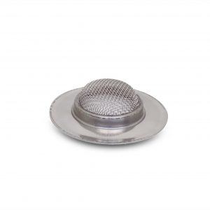 0792 Small Stainless Steel Sink/Wash Basin Drain Strainer - Bulkysellers.com