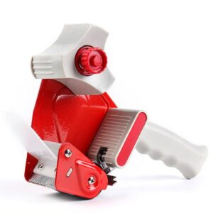1522 Hand-Held Packing Tape Dispenser with Retractable Blade for Tape - Bulkysellers.com