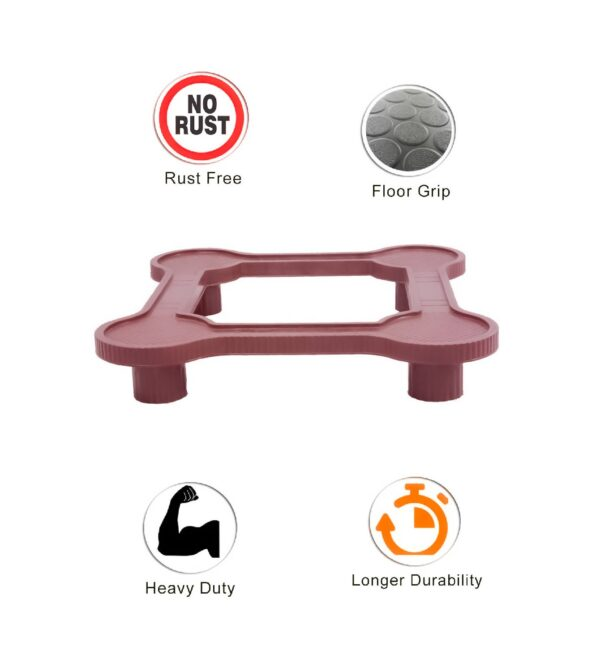 0823 Heavy Duty Refrigerator Stand Suitable for All Types - Bulkysellers.com