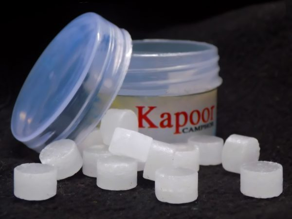 2106 Pure Kapoor Tablets for Diffuser Puja Meditation (10gm) - Bulkysellers.com
