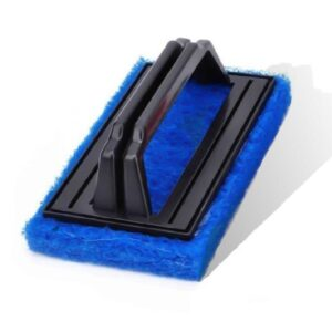 3408 Tile cleaning multipurpose scrubber Brush with handle - Bulkysellers.com