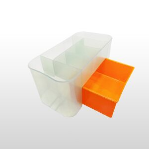 1334 Transparent Box for keeping Cutlery ,Cosmetic ,jewellery - Bulkysellers.com