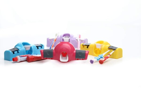 2139 Automatic Push Toothpaste Squeezer Dispenser - Bulkysellers.com