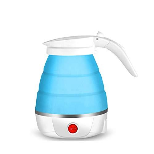 2137 Silicone Foldable Collapsible Electric Water Kettle Camping  Boiler - Bulkysellers.com
